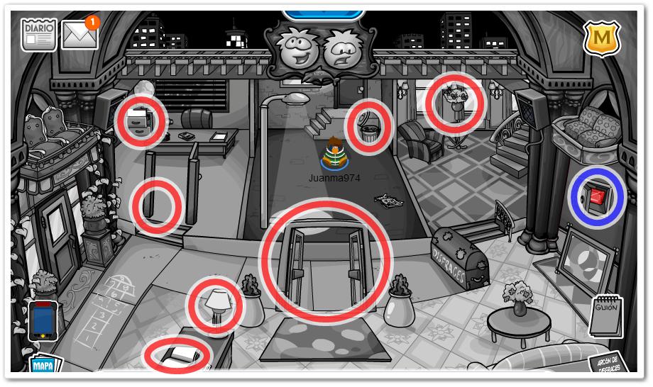 ... de Club Penguin   Códigos   Trackers   Contraseñas 2013   Página 3