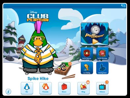 My Penguin App